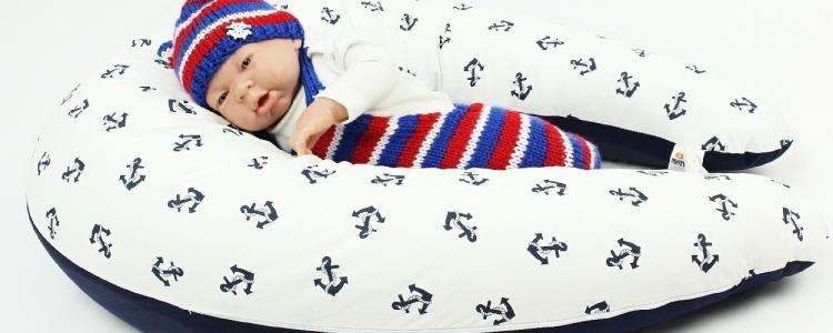 KOTVY: nová kolekce těhotenských a polohovacích polštářů Matýsek