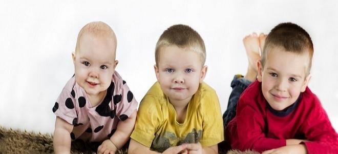Tři děti = 100+1 x poprvé, II.část