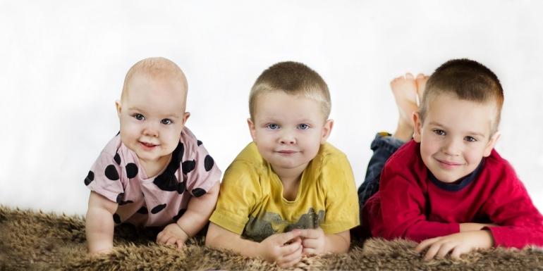Tři děti = 100+1 x poprvé, III.část