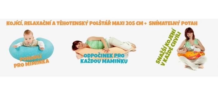 Těhotenský a kojicí pošltář Matýsek