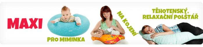 Na co se používá těhotenský a kojicí polštář Matýsek