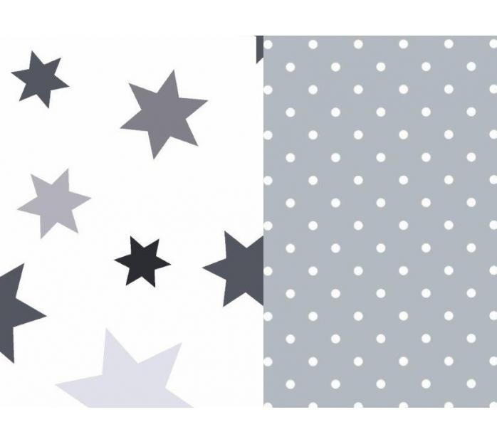 Povlečení do postýlky STARS