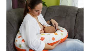 Tvrdnutí prsou při kojení